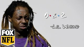 WATCH: Lil Wayne sing the Friends theme song - NFL edition | FOX NFL