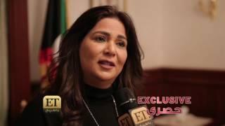 ET  بالعربي – كواليس عصرية لبروفات نوال الكويتية في الكويت