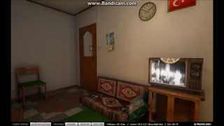 UE4 Köy Evi /Unreal Engine 4 Village Home + Dowload Demo