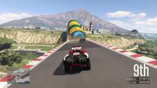 GTA 5 Racing - Trophy GP in trucks