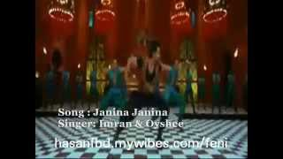 Janina Janina By Imran & Oyshee Video Song 2015 hasan@kj