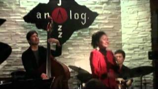 Maria Lourdes W/ Shinya Koseki Trio * SWING Selection At ANALOG *