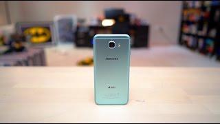 Samsung Galaxy A8 2016 مراجعة جهاز