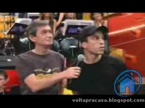 Ator Altas Horas x Dinho Ouro Preto E Dado Villa Lobos