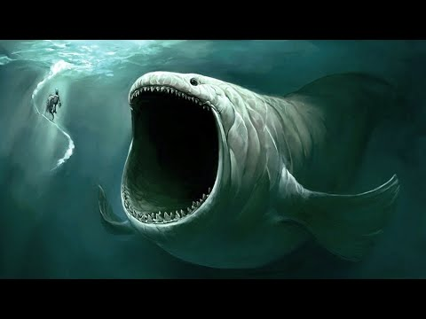 Los 5 Monstruos Marinos Más Grandes del Mundo