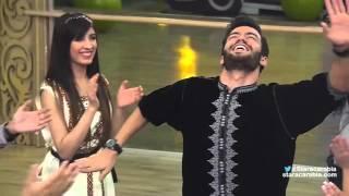 الطلاب يرقصون على انغام ميدلي اغاني مغربية  - ستار اكاديمي 11 - 23/01/2016