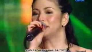Minsan Lang Kita Iibigin (Highest Version) - Regine Velasquez