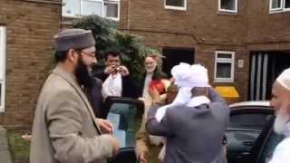 Reception of qibla syed haseen ud din Saab