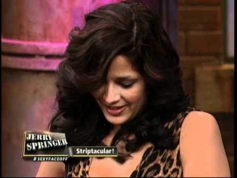 Striptacular The Jerry Springer Show