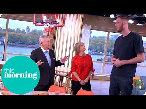 Meet Britain s Tallest Man This Morning