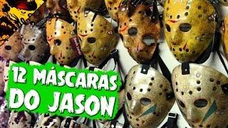 AS 12 MÁSCARAS DE JASON VOORHEES | SEXTA-FEIRA 13