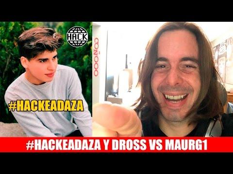 LaDivaza HACKEADA 💣 Dross intenta trollear a Maurg1💥