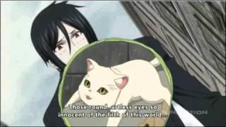 Kuroshitsuji | Black Butler Moment - Kitten Weakness