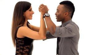 How to Do Bachata Basic Forward & Back   Bachata Dance