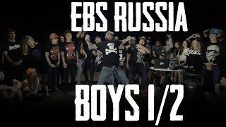 EBS RUSSIA BOYS 1/2 | JR SLAM VS UGLY FATE | THE KRUMPIRE 2