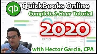 QuickBooks Online 2019 Complete Tutorial: Setup, Chart of Accounts, and Banking