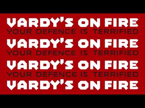 Vardy's on Fire - The S6 [Official Lyric Video]