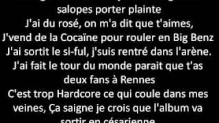 La fouine - Laisse les parler + Lyrics -  (La fouine vs. Laouni - 2011)