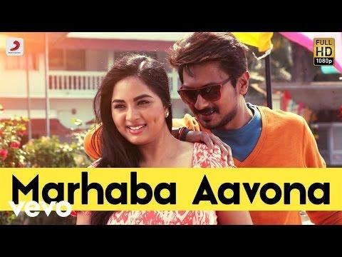 Saravanan Irukka Bayamaen - Marhaba Aavona Making Lyric | D. Imman