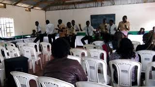 Kitengala boys dance :kula neno KDF