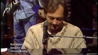 Rich Mullins - Awesome God - With Lyrics/Subtitles