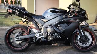 Yamaha R1 2006 engine sound (yoshimura)