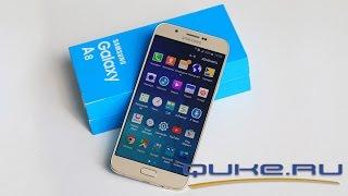 Обзор  Samsung Galaxy A8 ◄ Quke.ru ►
