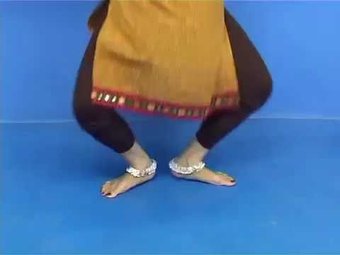 indian feet with dance 2