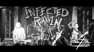 Infected Rain - Dancing Alone (Unbreakable Tour Video)