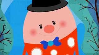 Humpty Dumpty -- NEW - High Quality 1080p! (Loop) - Nursery Rhyme