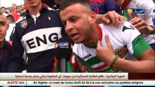 اخر اخبار نتائج مباريات البطولة الجزائرية في الموجز الرياضي