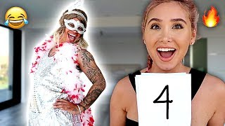 YOU WON'T BELIEVE AUSTIN WORE THESE HALLOWEEN COSTUMES!!! **HILARIOUS**
