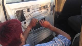 GQ Patrol Central Locking Installation