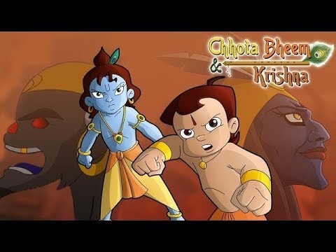 Xxx Mp4 Chhota Bheem And Krishna Unbeatable Hindi Video 3gp Sex