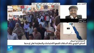 ما هي مشاكل المعارضة في السودان؟
