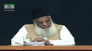 How to control NAFS How to fight against Shaitaan Dr Israr Ahmed?