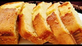 ওভেন ছাড়াই গ্যাস এর চুলায় ভ্যানিলা স্পঞ্জ কেক রেসিপি// How to make vanilla plain cake