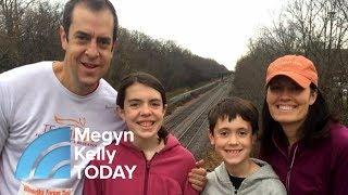 Meet The Man Who's Walking 2,500 Miles To Fight Parkinson's Disease | Megyn Kelly TODAY