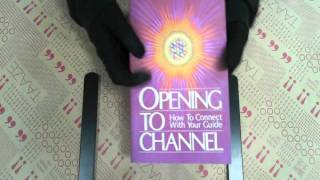TAAZE|Opening to Channel: How to Conne ... 二手書書況 9780915811052