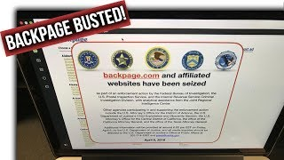 Backpage employee pleaded guilty to Conspiracy