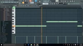 Fetty Wap - Wake Up FL Studio FLP Tutorial