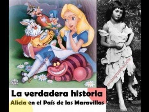 la verdadera historia de alicia en el pais de las maravillas