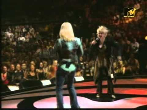 Cher & Cyndi Lauper If I Could Turn Back Time