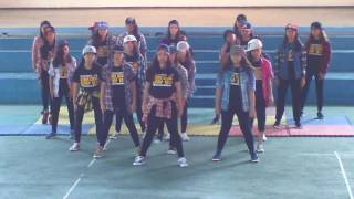 JRRF URBAN DANCE CAMP 2016