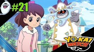 Yo-Kai Watch #21: Combate vs Mckraken en el Yo-Kai World (3DS) - Gameplay español