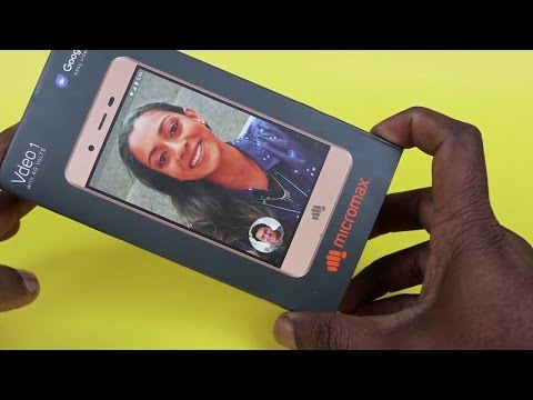 Xxx Mp4 Micromax Vdeo 1 Unboxing And Hands On Review 3gp Sex