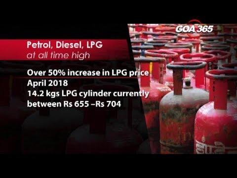 Xxx Mp4 Petrol Diesel LPG At All Time High Oppn Blames Govt 3gp Sex