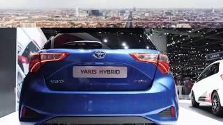 Toyota new yaris 2018