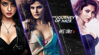 Hate Story Movie Franchise: The Journey of Hate | Hate Story IV Releasing 9 March