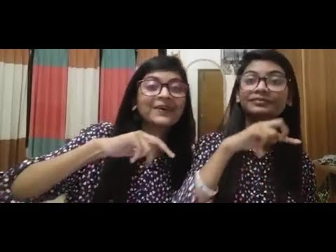 bangladeshi2 cute  girl singing Bangla rap  song 2017 part 4